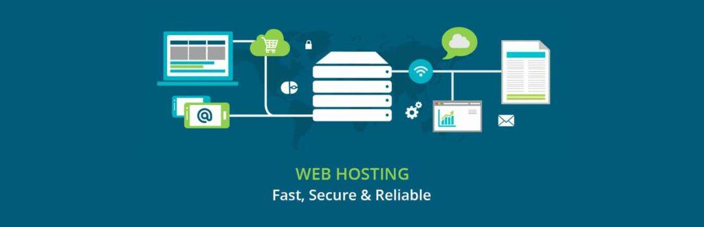 Fast web hosting USA 2020