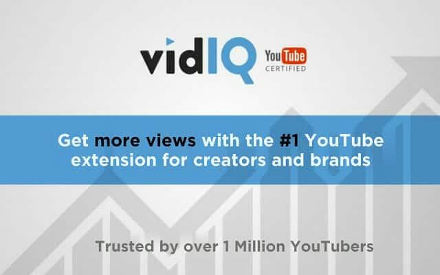 VidIQ-for-YouTube-SEO
